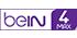 logo chaîne BeIn Max4