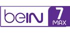 logo chaîne BeIn Max7