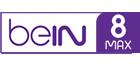logo chaîne BeIn Max8