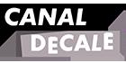logo chaîne Canal + Decalé