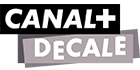 channel channel Canal + Decalé