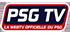logo chaîne PSG-TV
