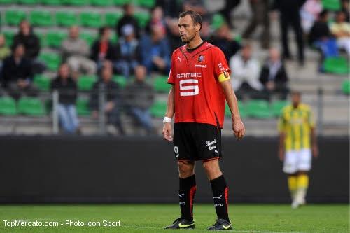 Rennes : Pagis met un terme à sa carrière (officiel)
