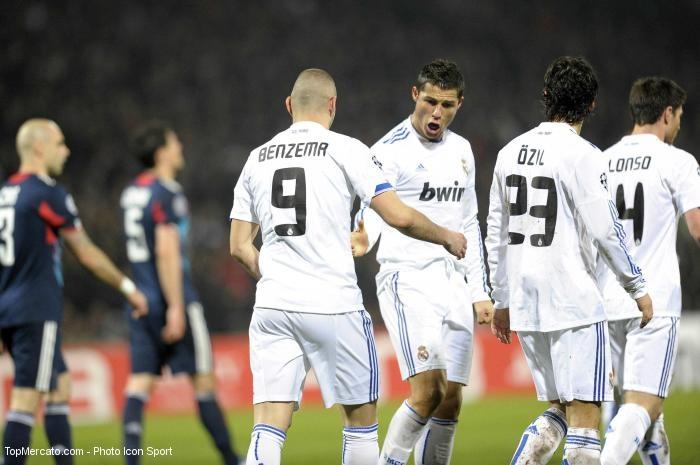 La presse espagnole salue le but essentiel de Karim Benzema