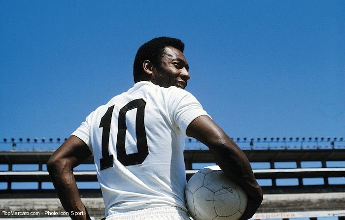 Pelé, Santos FC