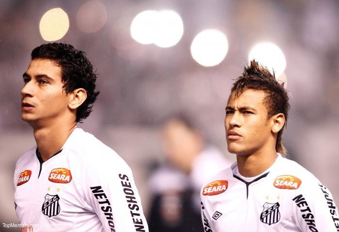 Neymar et Ganso