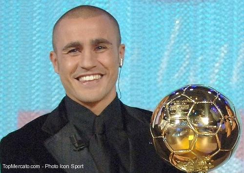 Ballon d'Or : Cannavaro rêve d'un coup de théâtre