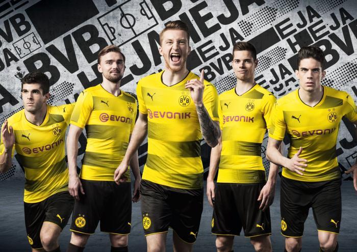 Maillot Borussia Dortmund