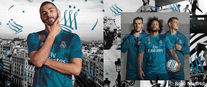 Troisième maillot du Real Madrid
