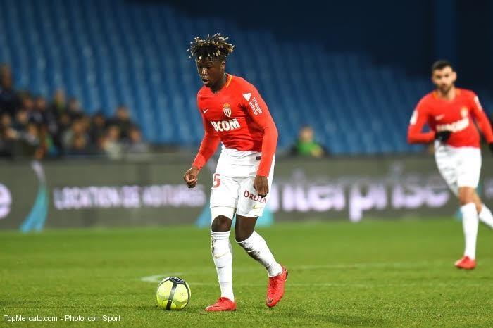 Mercato Monaco : un promu songe à Kevin N'Doram