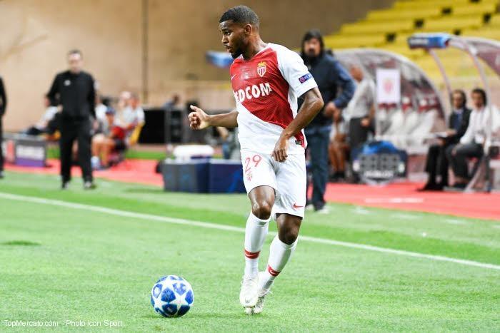 Mercato Monaco : Samuel Grandsir vers un promu de Ligue 1 ?