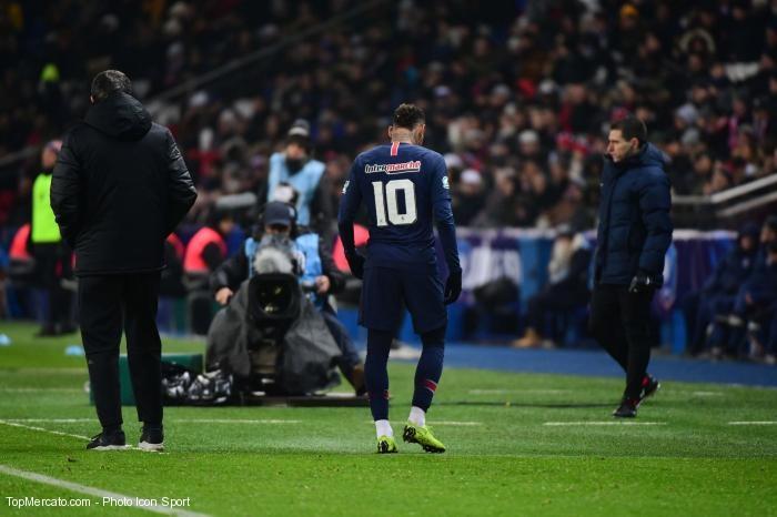 Filipe Luis conseille à Neymar de partir du PSG