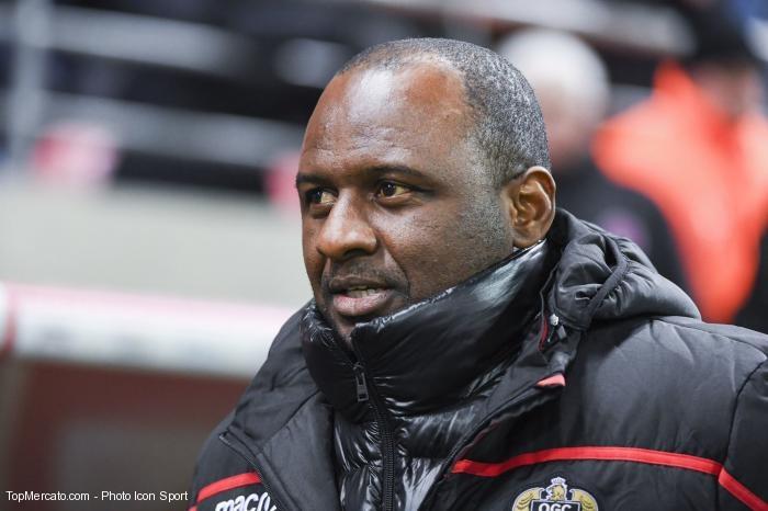 Vieira évoque ses ambitions pour la nouvelle saison