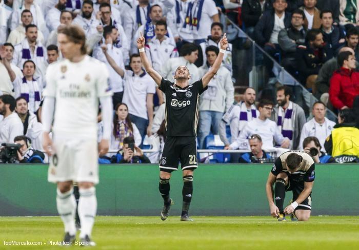 Real Madrid-Ajax Amsterdam