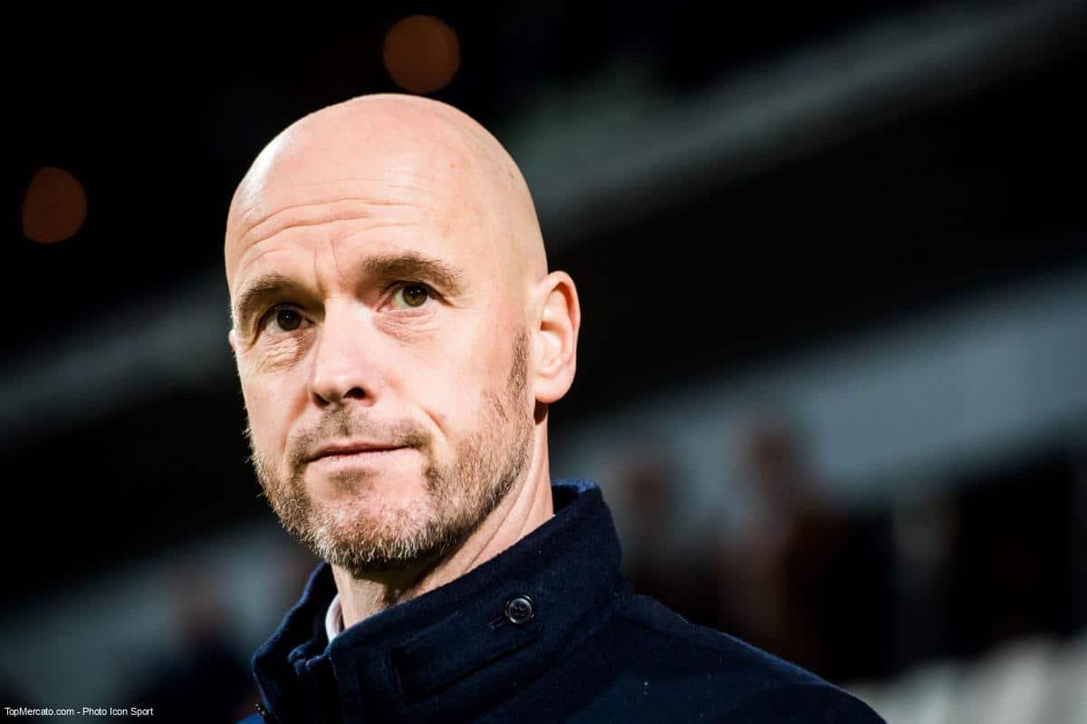 Ajax Amsterdam : les mots de Ten Hag sur la rumeur Barça