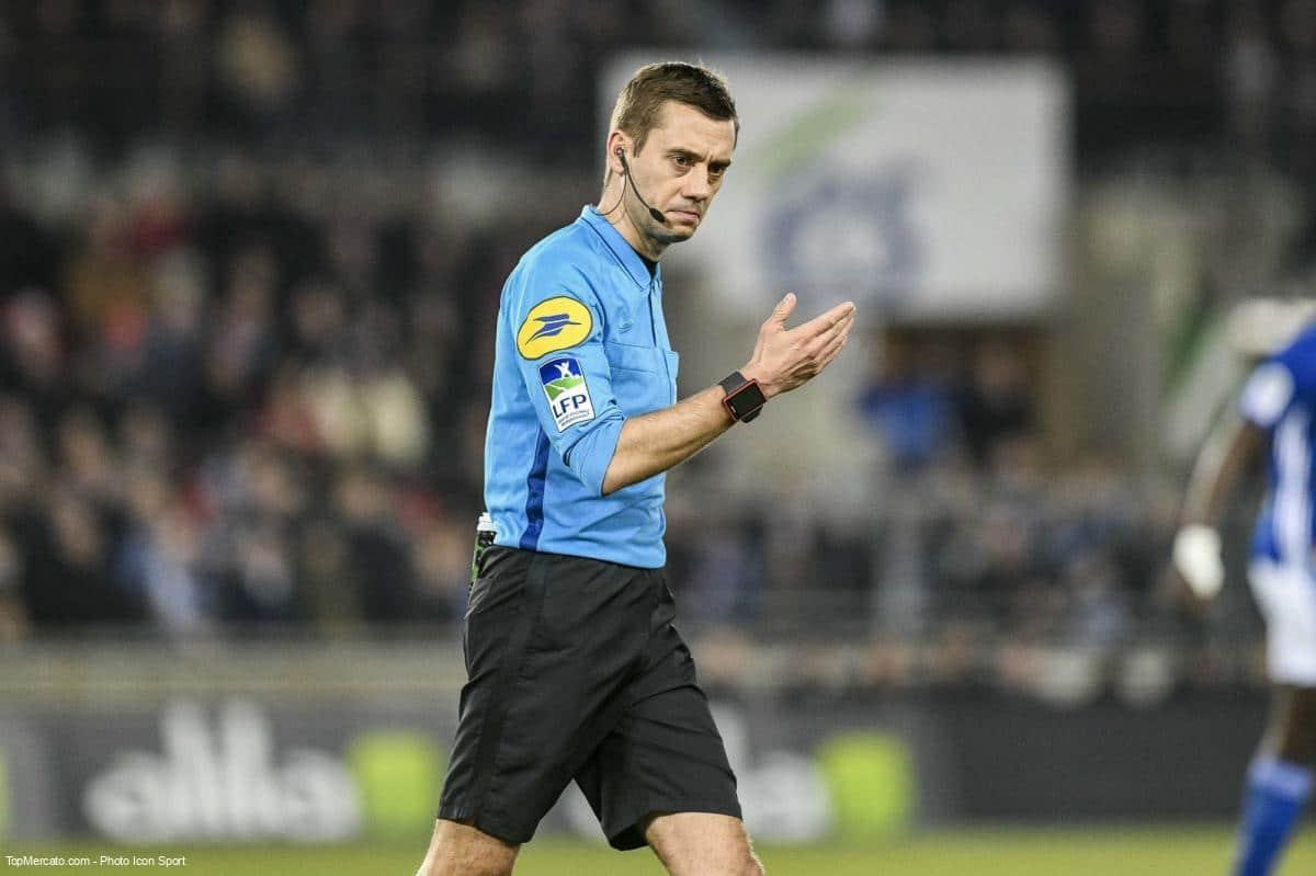Clément Turpin Ligue 1