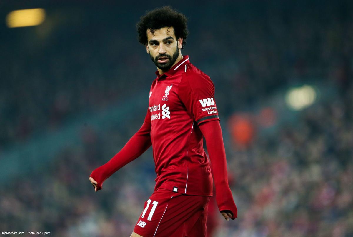 Mohamed salah et ses coéquipiers défient Manchester United