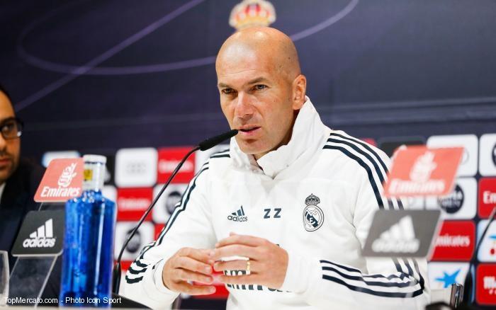 Zidane répond à Mbappé