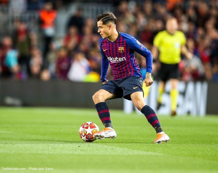Coutinho évoque sa situation au Barça