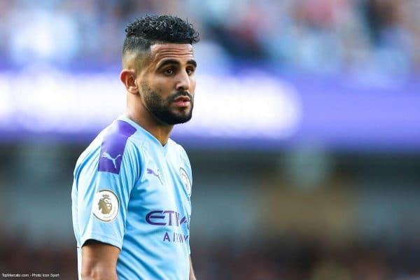 Ruyad Mahrez, Manchester City