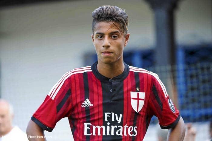 Mercato Italie : Hachim Mastour rejoint un club de D3 (Officiel)