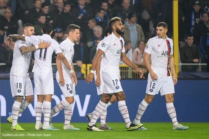 Club Bruges-PSG