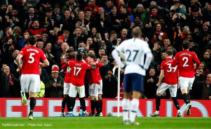 Man Utd-Tottenham