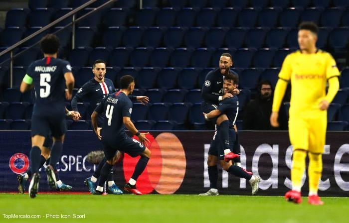 PSG-Borussia Dortmund