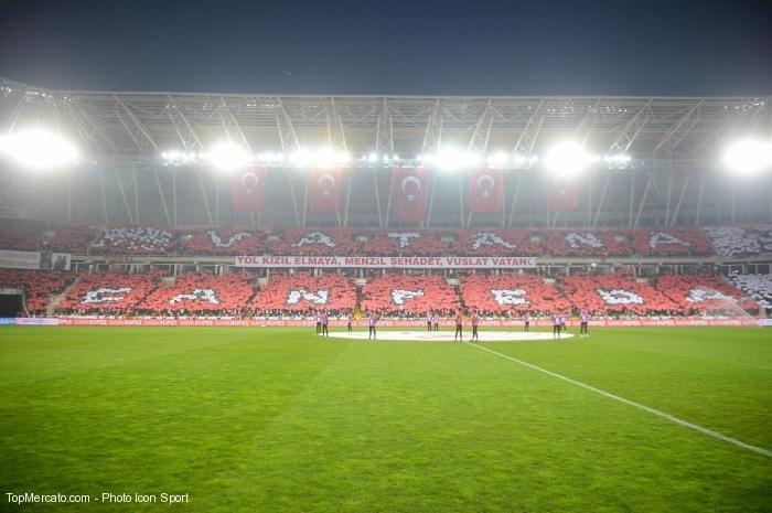 Turquie stade