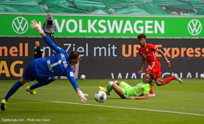 Wolfsburg-Bayern Munich