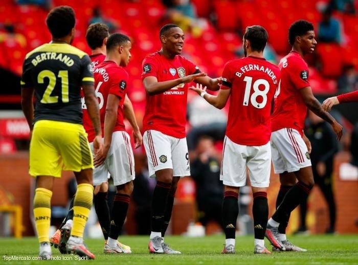 Man Utd-Southampton