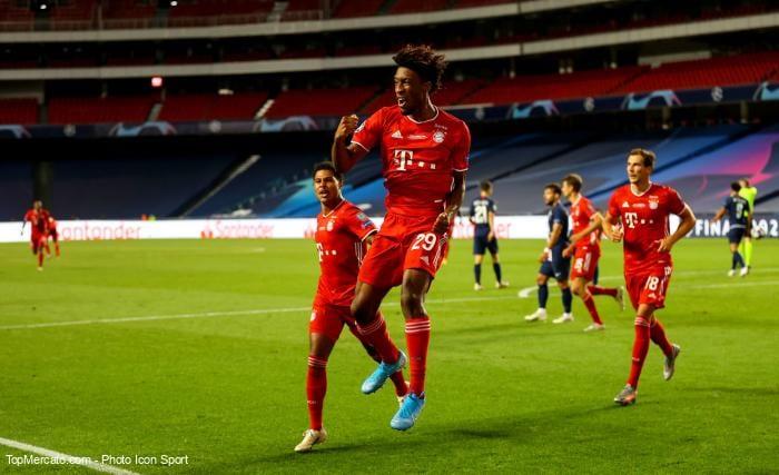 Bayern – PSG. L'étonnante métamorphose de Leon Goretzka ...   Bayern-psg
