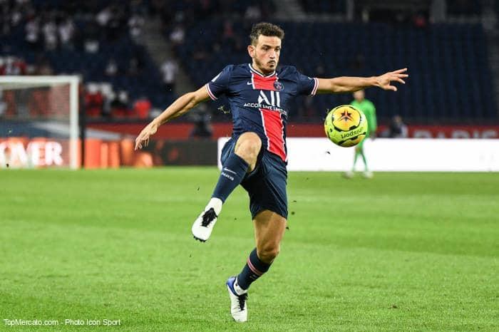 Florenzi promet de tout donner pour le PSG