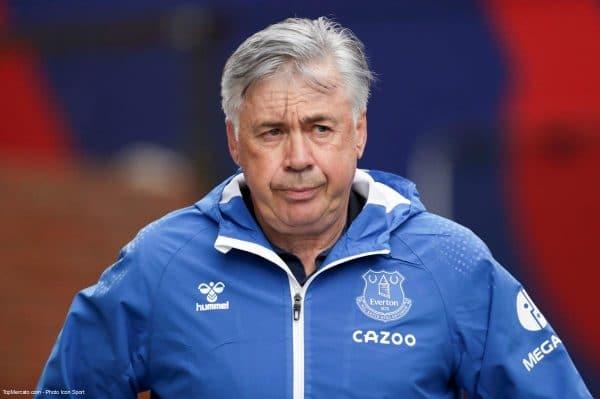 Carlo Ancelotti, Everton