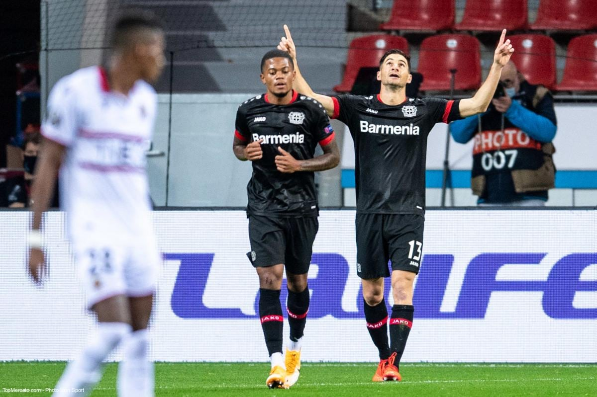 Bayer Leverkusen-Nice