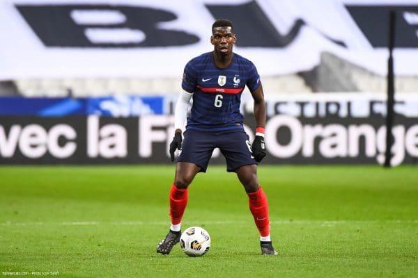 Paul Pogba, Equipe de France