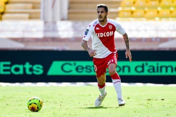 Stevan Jovetic, AS Monaco