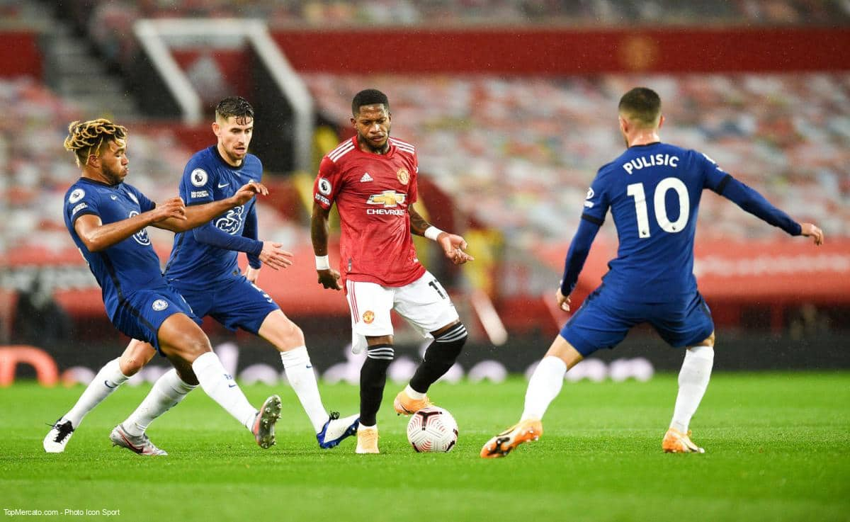 Match Chelsea - Manchester United