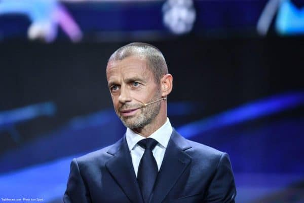 Aleksandr Ceferin, UEFA