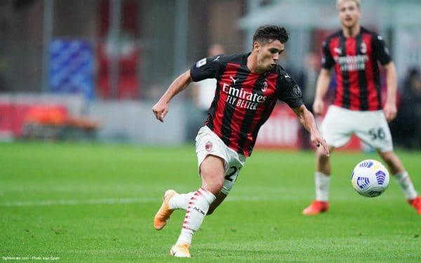 Brahim Diaz, Milan AC