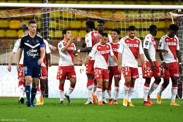 Match AS Monaco - Bordeaux