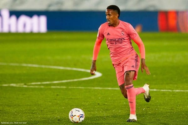 Eder Militao, Real Madrid