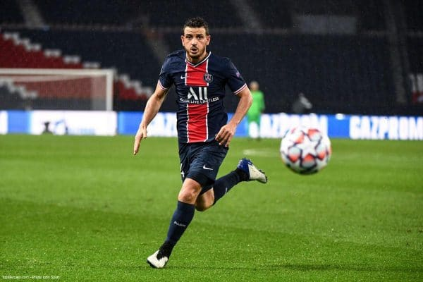 Alessandro Florenzi, Paris Saint-Germain PSG