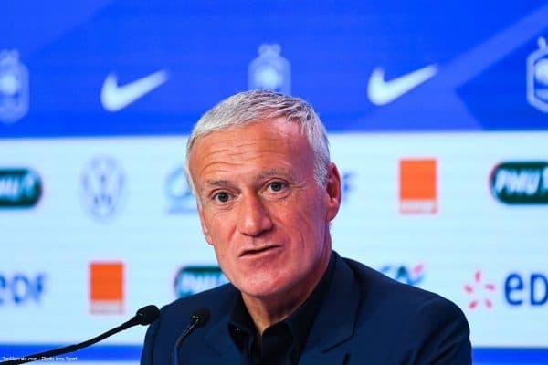Didier Deschamps, Equipe de France