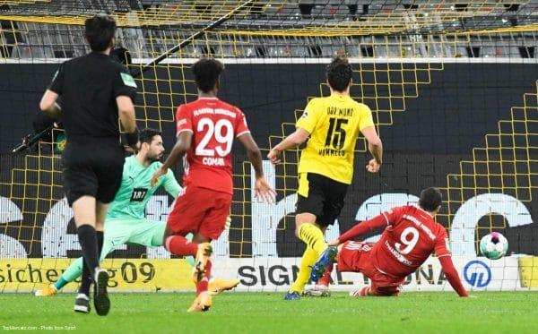 Match Borussia Dortmund - Bayern Munich