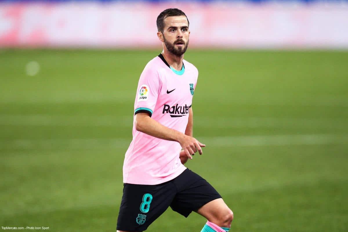 Miralem Pjanic, Barça