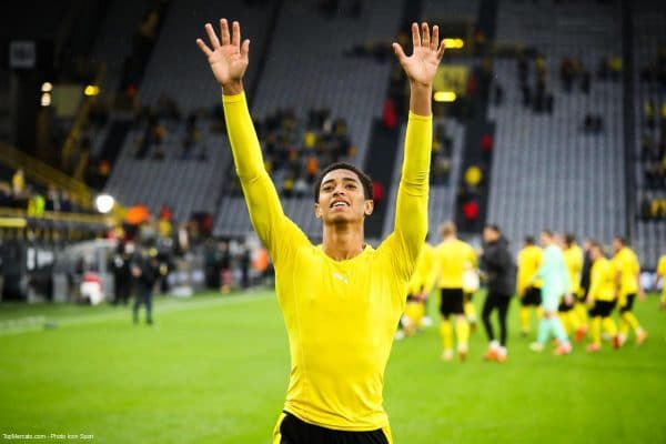 Jude Bellingham, Borussia Dortmund