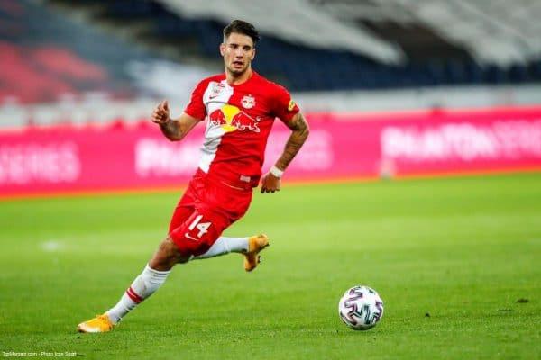 Dominik Szboszlai, Salzbourg, RB Leipzig