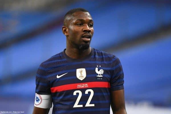 Marcus Thuram, Equipe de France
