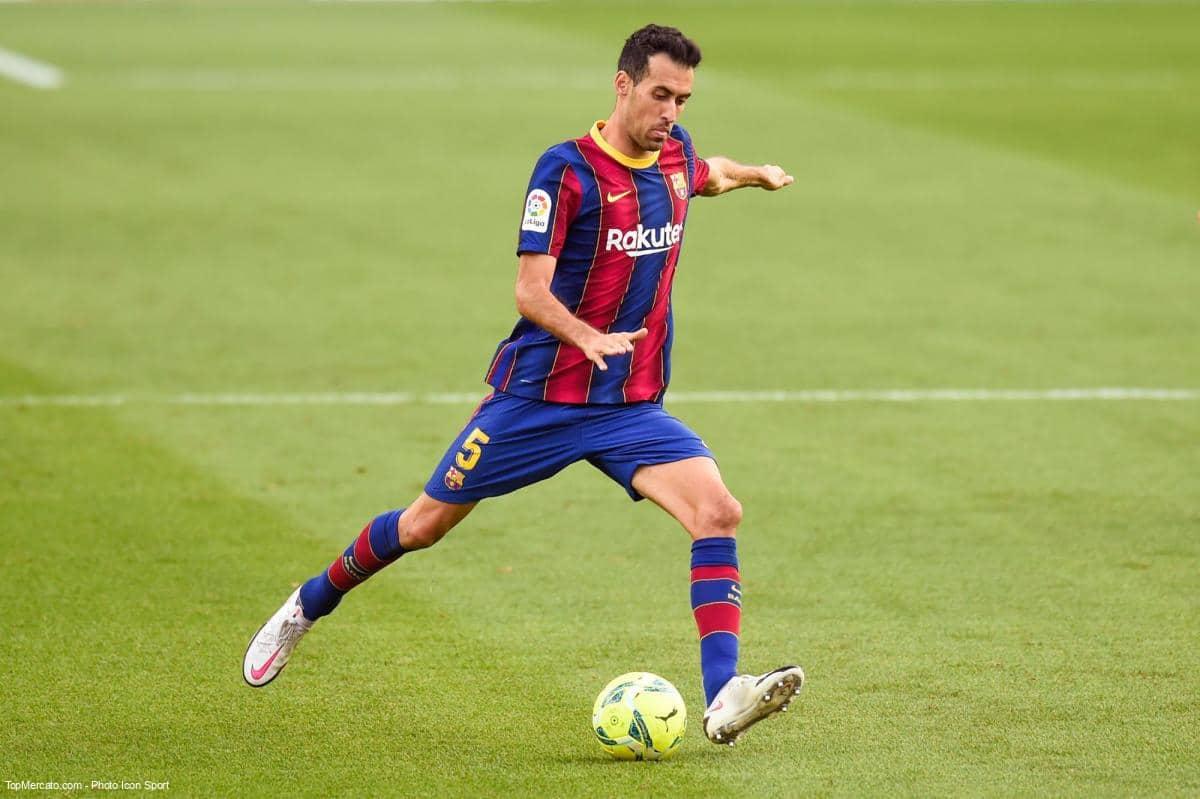 Sergio Busquets, Barça